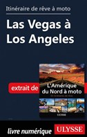 itinéraire de rêve à moto - Las Vegas à Los Angeles