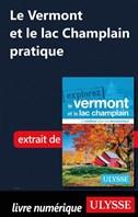 Le Vermont et le lac Champlain pratique