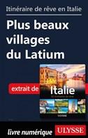 Itinéraire de rêve en Italie- Plus beaux villages du Latium