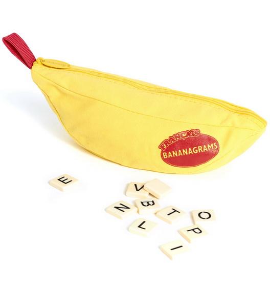 Bananagramme français