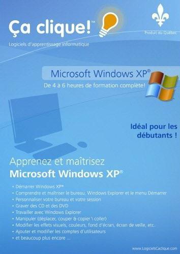 Apprenez & maîtrisez Windows XP