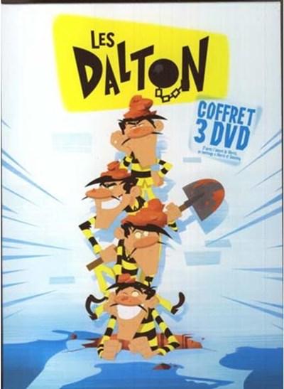Dalton Les Coffret 3 Dvd Archambault