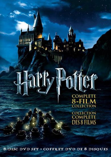 Harry Potter Collection Complète 8 films