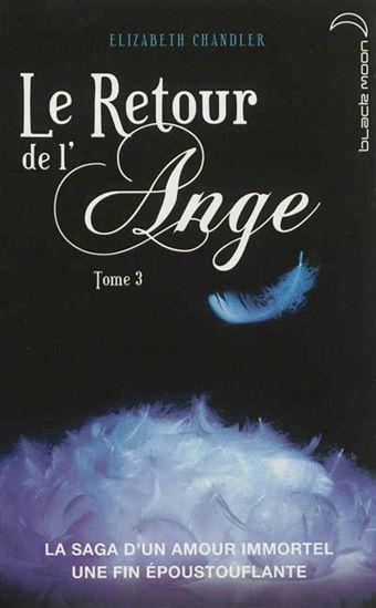 Retour de l'ange(Le) #03