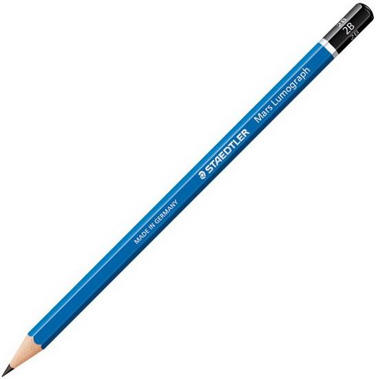 Crayon dessin Lumograph 2B