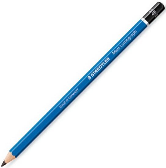 Crayon dessin Lumograph 4B