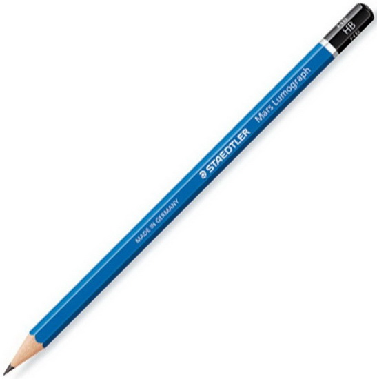 Crayon dessin Lumograph HB