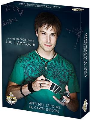 Devenez magicien avec Luc Langevin