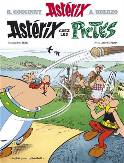 Astérix chez les Pictes #35