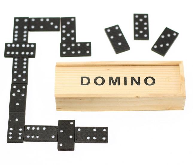 Dominos avec coffret