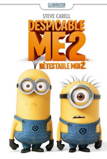 Despicable Me 2 (Détestable-moi 2)