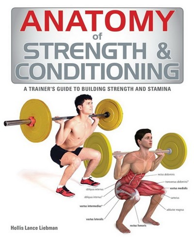 Anatomy Of Strength Conditioning A Trainers Guide To Building