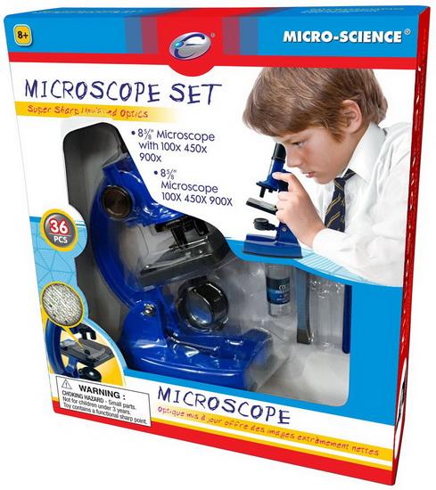 Ens. Microscope 36 pcs
