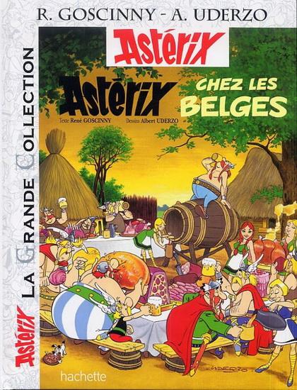 Astérix chez les Belges #24