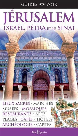 Jérusalem/Israël/Pétra et le Sinaï N. éd.