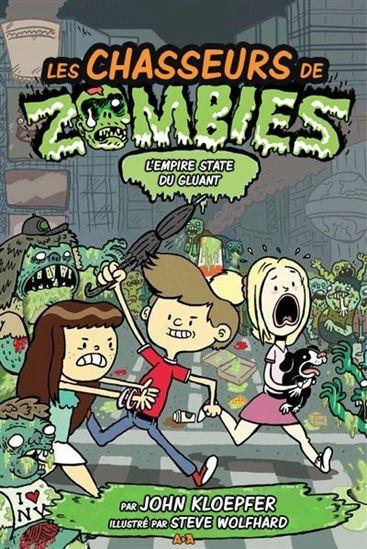Chasseurs de zombies(Les) #04