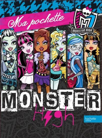 Ma pochette Monster High