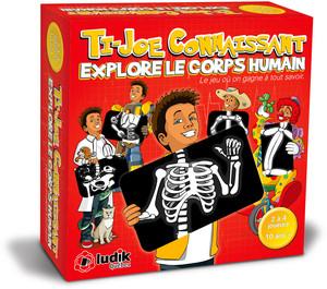 Ti-Joe Connaissant explore le corps humain