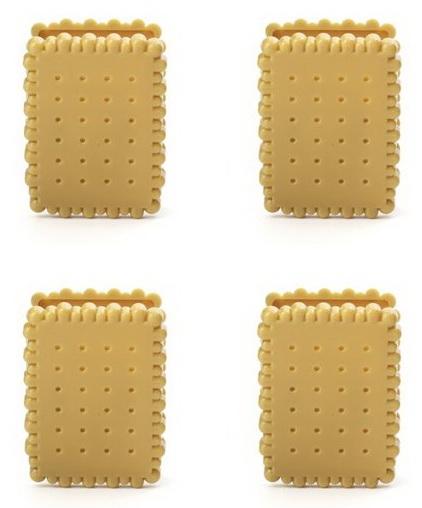 Pince à sac biscuit