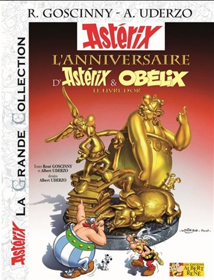 Anniversaire d'Astérix & Obélix : le livre d'or(L') #34