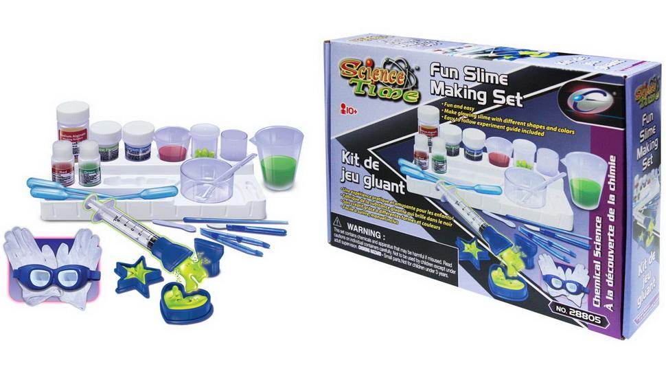 Ensemble de fabrication de glu /slime