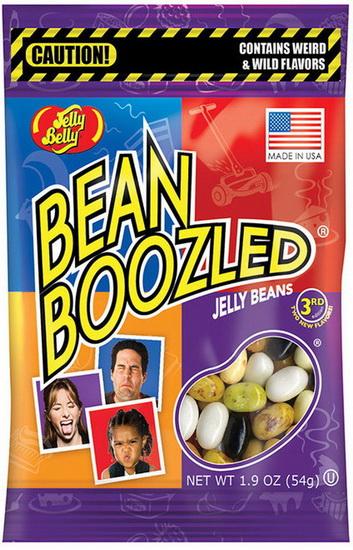 Jelly Belly beans Bean Boozled 54 g