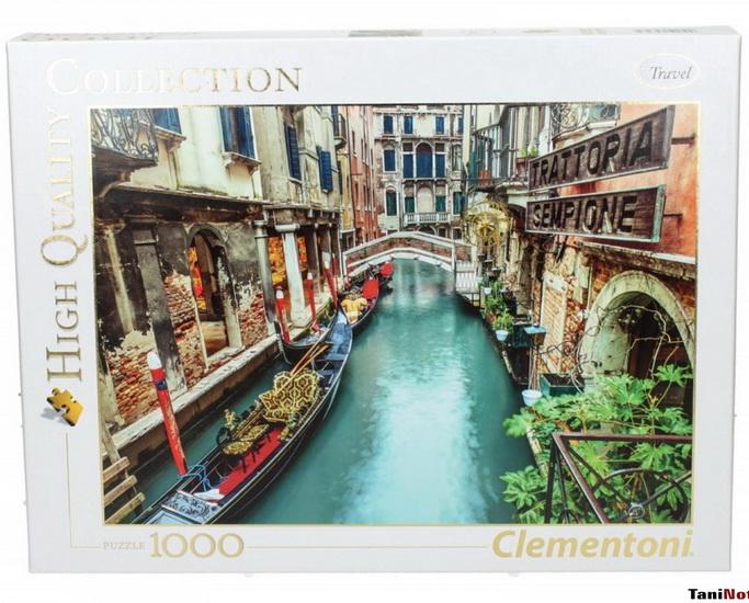 Canal de Venise 1000 mcx