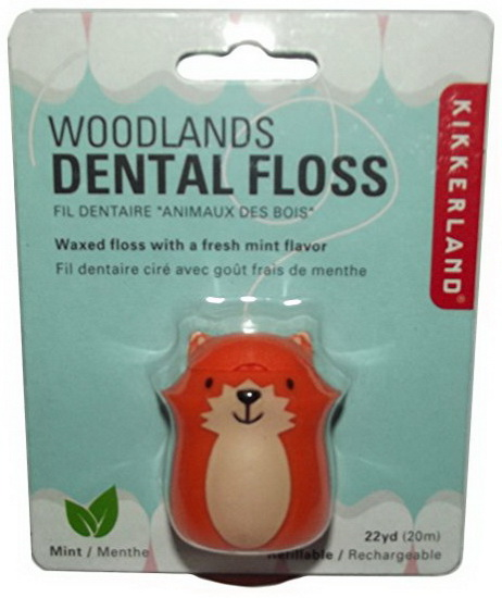 Distributeur de soie dentaire ASS.