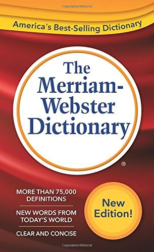 Merriam-Webster Dictionary(The) N. ed.