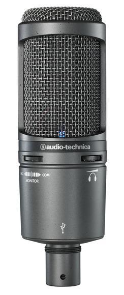 Microphone Condensateur USB