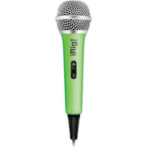 Microphone iRig Voice Vert