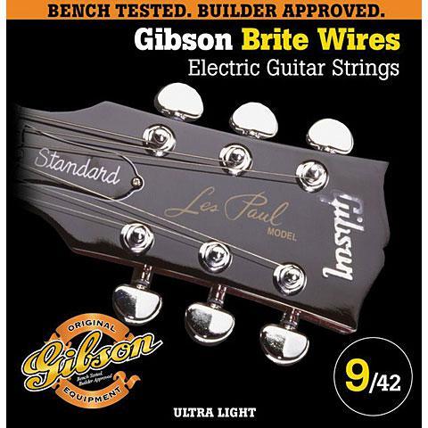 Cordes De Guitare Électrique 009-042