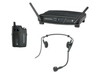 Système Sans Fil Microphone Casque