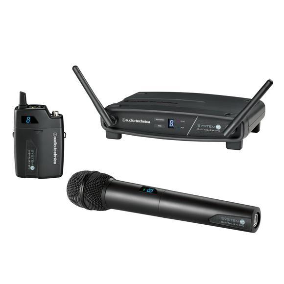 Système Sans Fil Microphone À Main