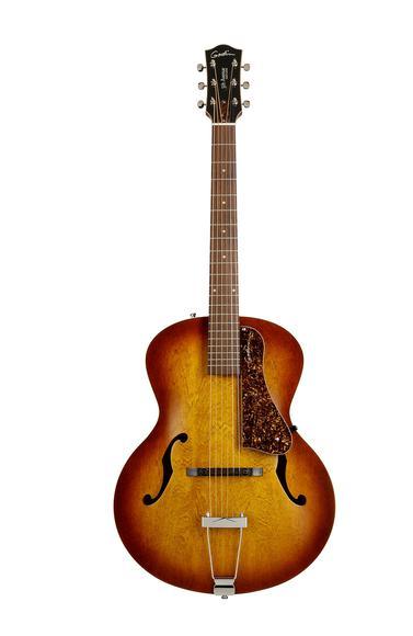 Guitare Acoustique Arch Top Cognac Burst