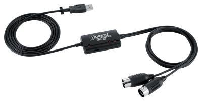 Interface MIDI USB