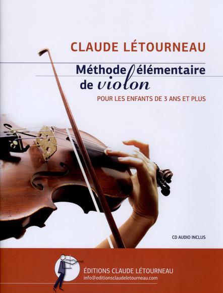 Résultats de recherche d'images pour «claude letourneau methode violon»