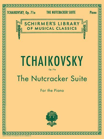 Nutcracker Suite, Op. 71A (Piano)