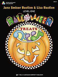 Halloween Treats, Level 1 (Piano)