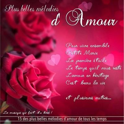 Plus Belles Mélodies Damour