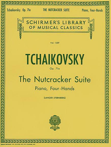 The Nutcracker Suite, Op. 71a (Piano 4 Mains)