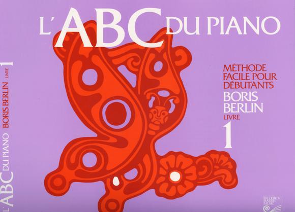 L'ABC Du Piano, Livre 1