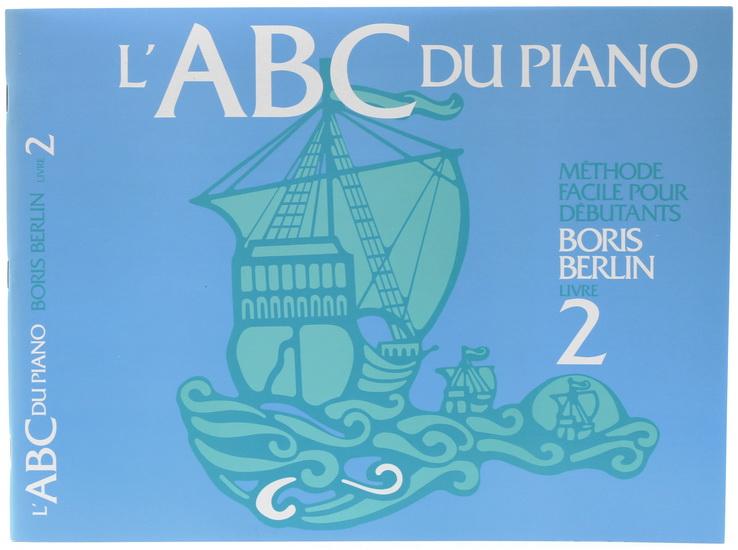 L'ABC Du Piano, Livre 2