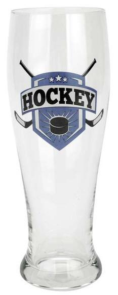 Verre à bière Hockey