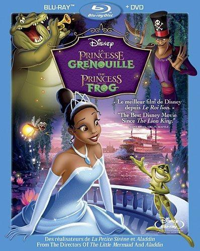 Princesse Et La Grenouille La Br Dvd Archambault