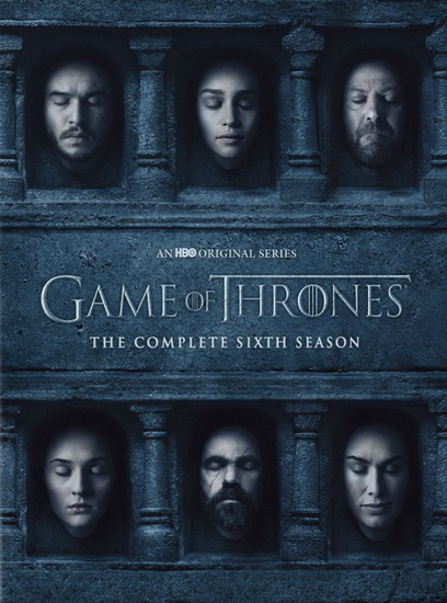 Game Of Thrones (Season 6) (Le Trône de Fer)DVD