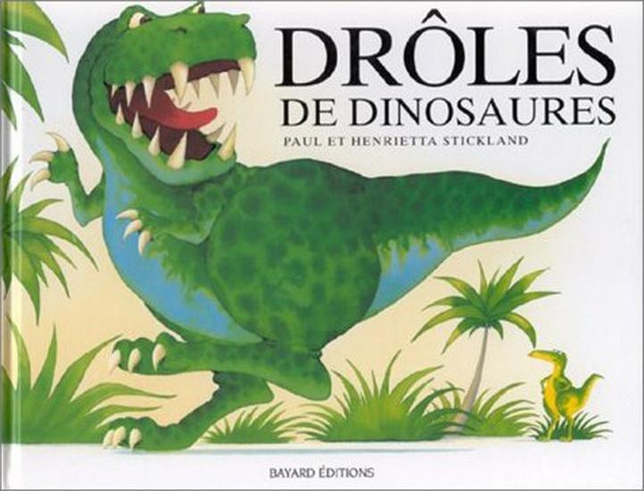 Drôles De Dinosaures Archambault