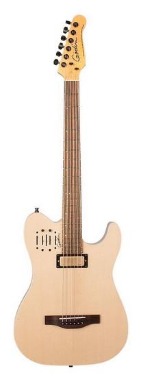 Guitare Acoustique Électrique Acousticaster RN