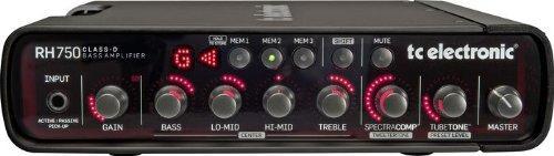 Tête D'Amplificateur RH750 750W