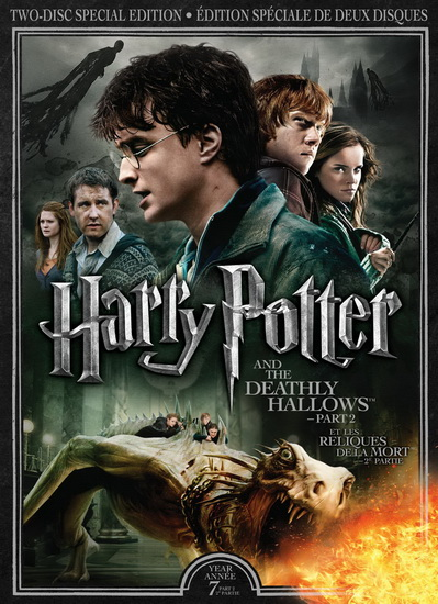 Harry Potter & The Deathly Hallows Part 2 (Special  Edition) (2DVD)